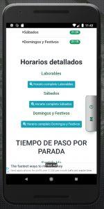 App linea E AUCORSA Córodoba